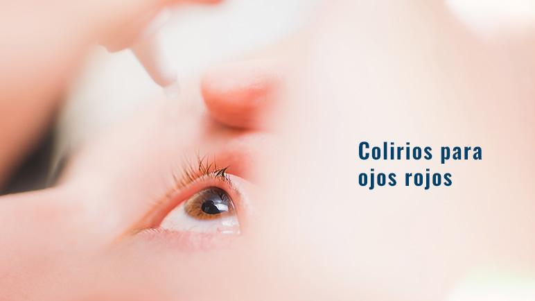 colirios ojos rojos