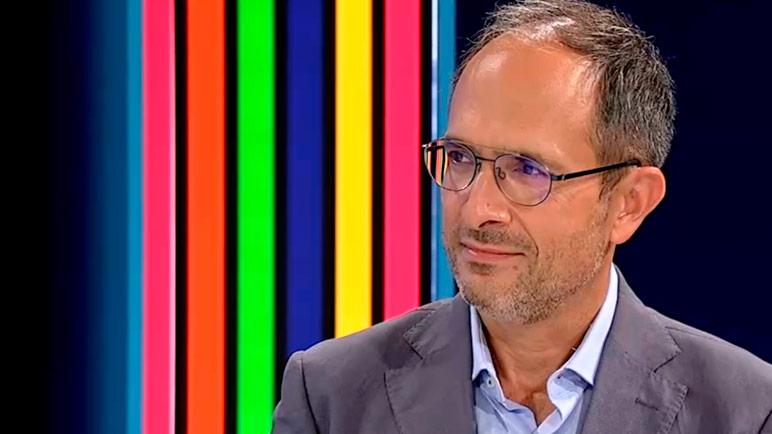 entrevista alberto ollero television de galicia