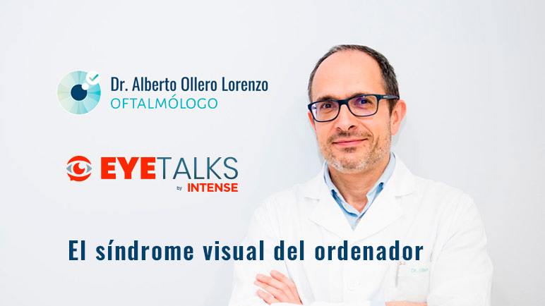 eyetalks charla sindrome visual ordenador