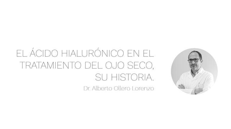historia acido hialuronico ojo seco