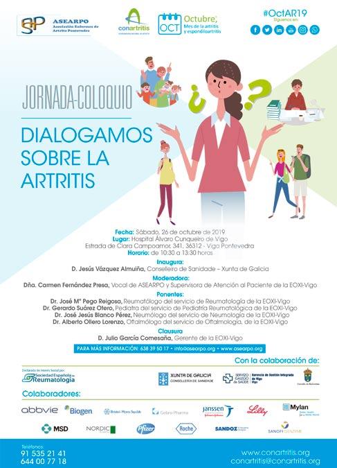 Jornada: Dialogamos sobre la artritis 1