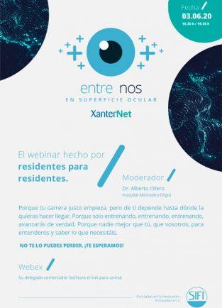 webinar residentes oftalmología